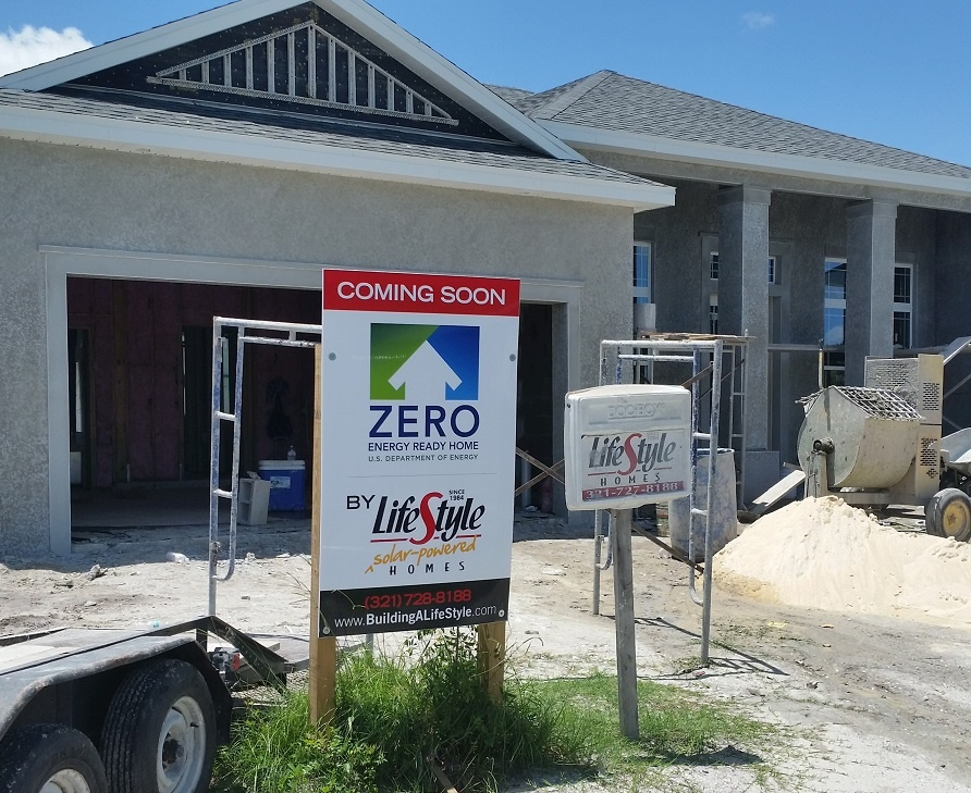 "Surge of Interest in ""Zero Energy Ready"" Homes in Southern Nevada"