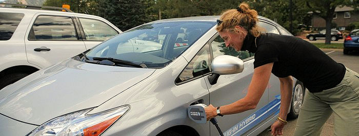 Electric Car Tax Credits Help All Coloradans Breath Easier